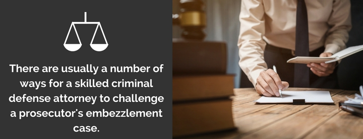 Embezzlement Laws In The State Of New York - (Laws
